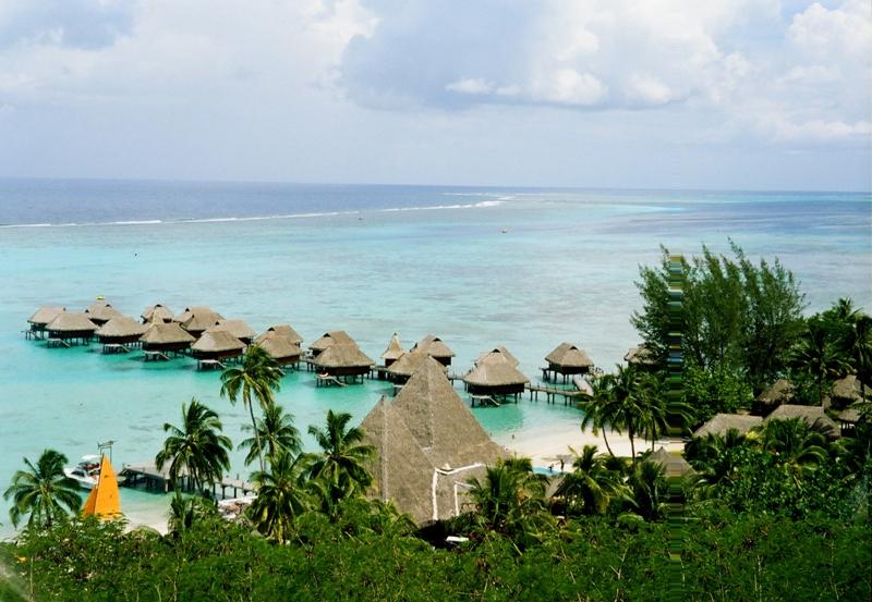 Polinesia Resort a Moorea, Isole della Società