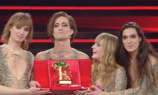 I Maneskin vincono il Festival di Sanremo 2021. Ecco chi sono Damiano, Victoria, Ethan e Thomas