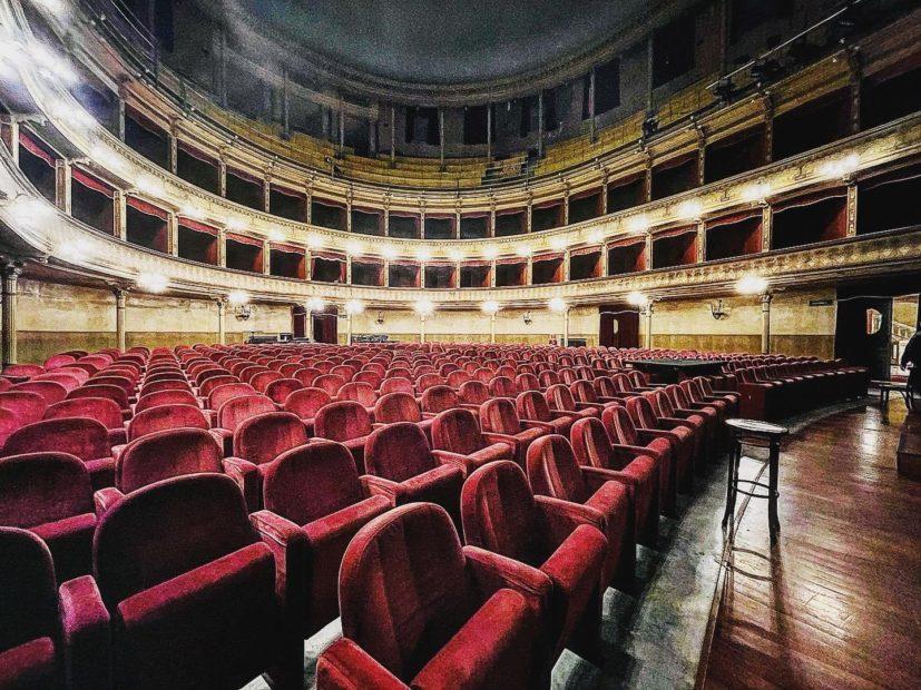 Teatro Biondo Palermo-ph. Pagina Facebook Teatro Biondo