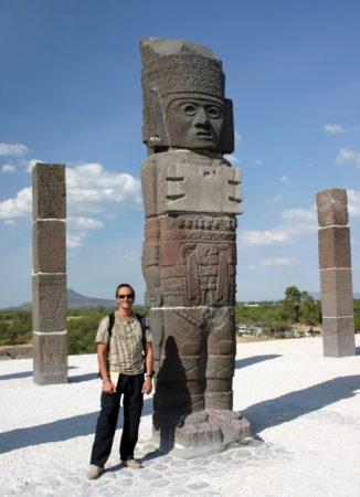 Tula, gli Atlanti Messico