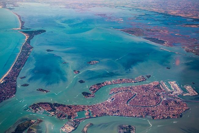Venezia è un Eruv. Ma sono tanti i confini invisibili nel mondo