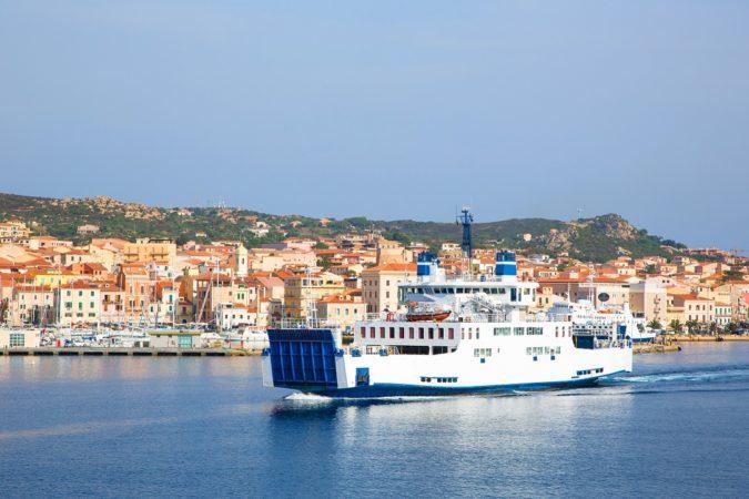 Ferry boat Sardegna