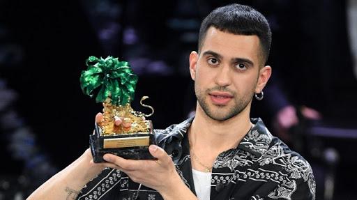 Mahmood, vincitore del Festival nel 2019