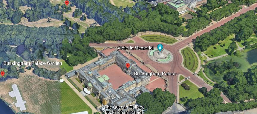 Pic nic nei giardini di Buckingham Palace? Ora è possibile