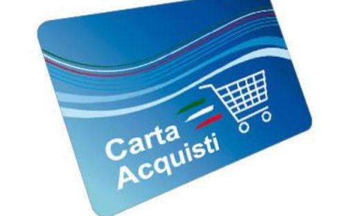 Carta acquisti : un aiuto per beni di prima necessità e bollette