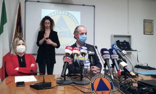 Veneto: numeri da giallo, ma bisogna stare in guardia