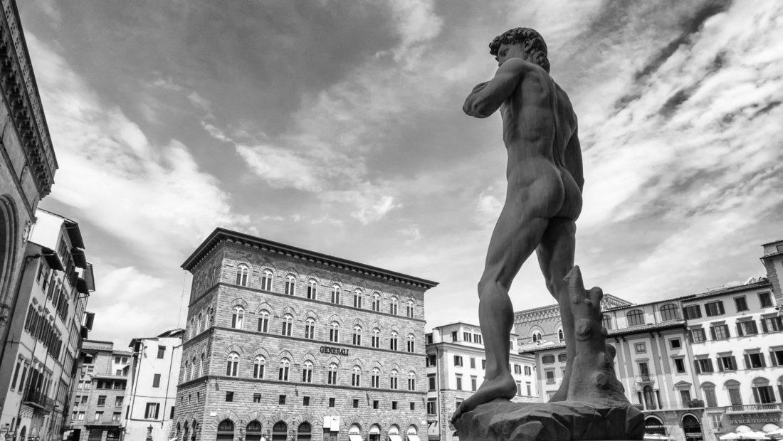 Firenze-Venezia-Dubai: il David di Michelangelo all'Expo 2021