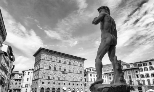 Firenze-Venezia-Dubai: il David di Michelangelo all'Expo 2021