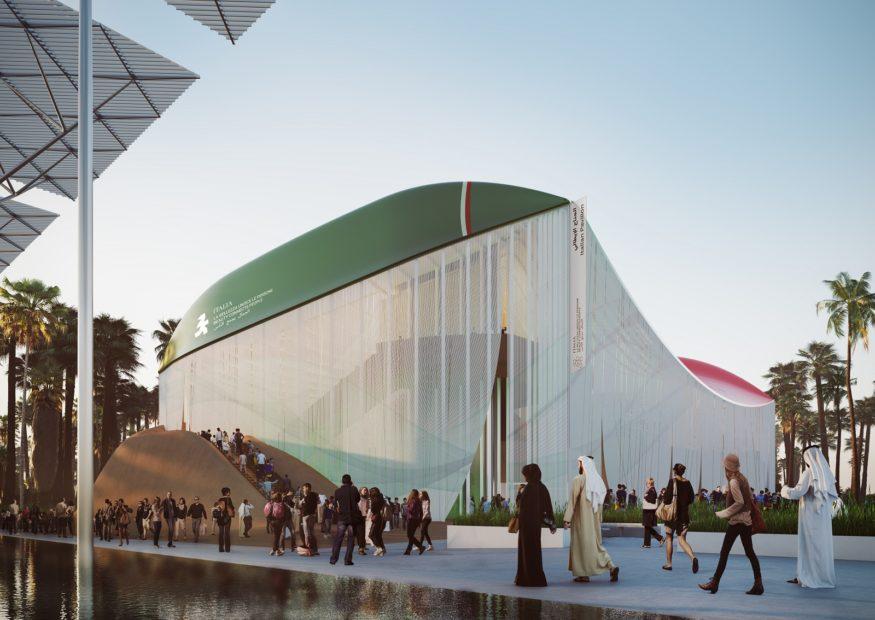 Expo Dubai premia il Padiglione Italia. Venezia protagonista per sostenibilità
