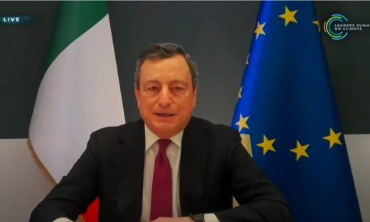 Draghi alle imprese: rafforzare i legami per affrontare le sfide dei nostri tempi