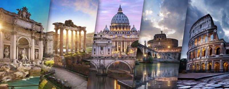 Natale di Roma. La Capitale d'Italia compie 2774 anni