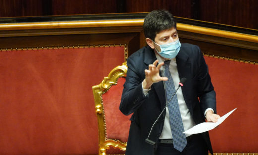 Senato: respinte le mozioni di sfiducia al ministro Roberto Speranza