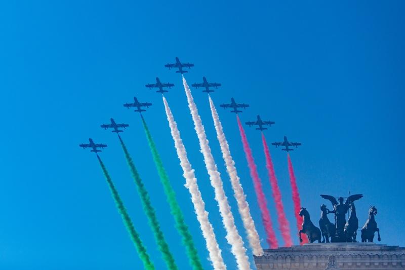 25 Aprile: le celebrazioni in Italia