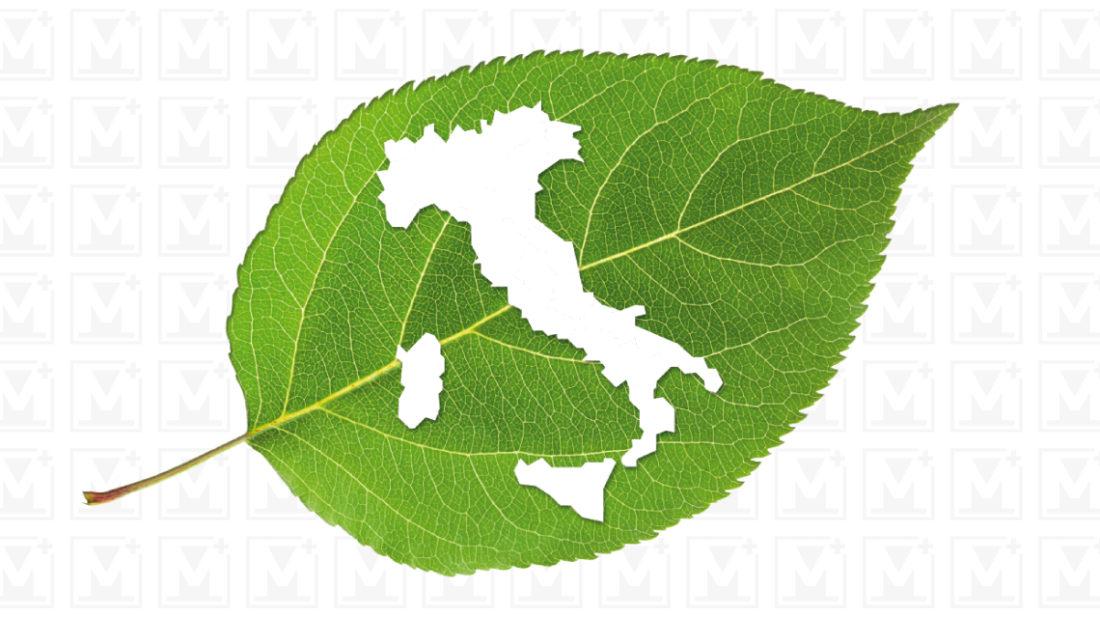 """L'Italia in 10 selfie: i punti di forza """"green"""" nel nostro Paese"""