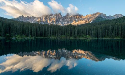 Dolomiti: in un video animato l'inestimabile valore delle montagne italiane