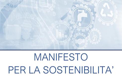 Confindustria presenta il primo manifesto per la sostenibilità