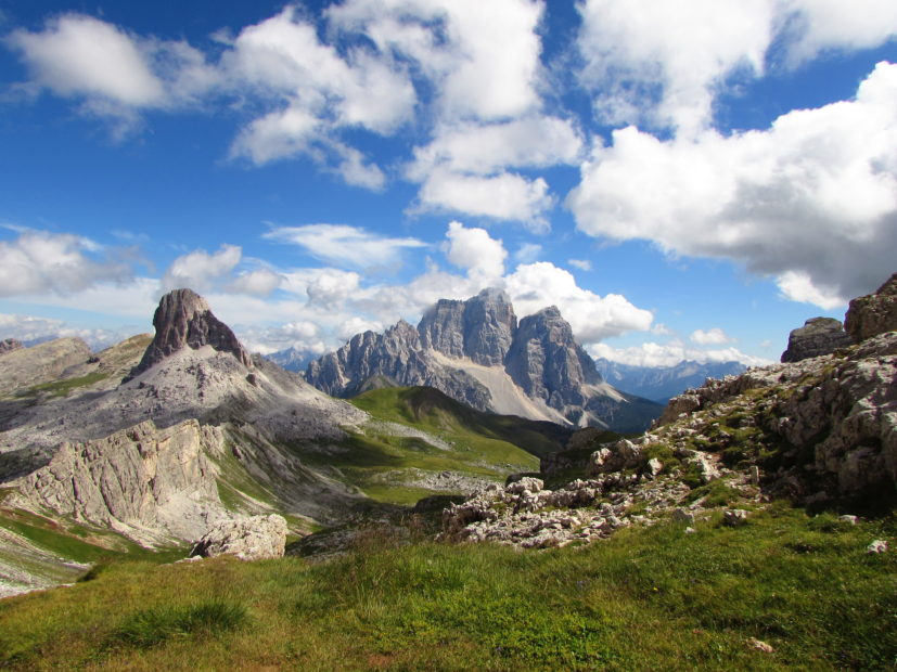 Dolomiti Monte Pelmo