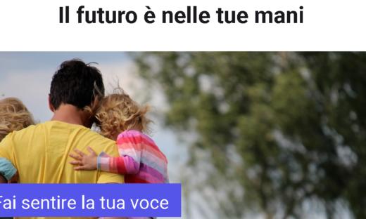 Il futuro dell'Europa si scrive insieme su una piattaforma online