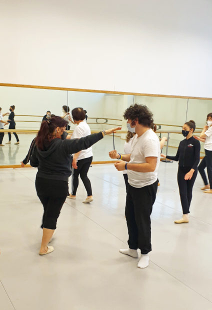 danza inclusiva