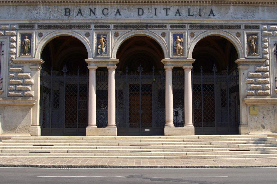 Ripresa economica, per Bankitalia Pil 2021 verso il +4%