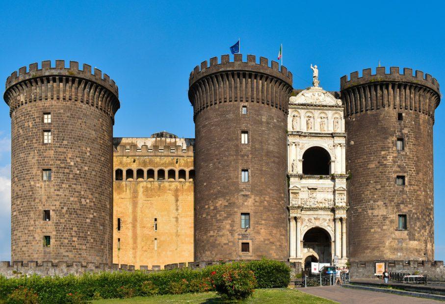 Napoli: al Maschio Angioino scoperto tesoro d'arte