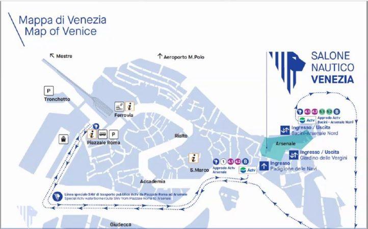 Salone Nautico Venezia 2021 linee tpl