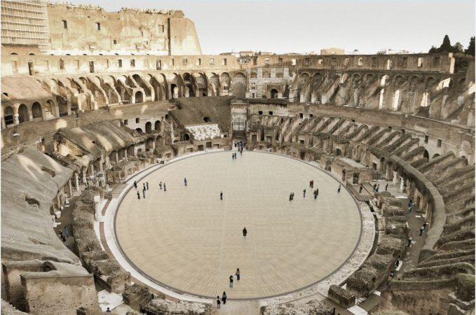 Colosseo Rendering
