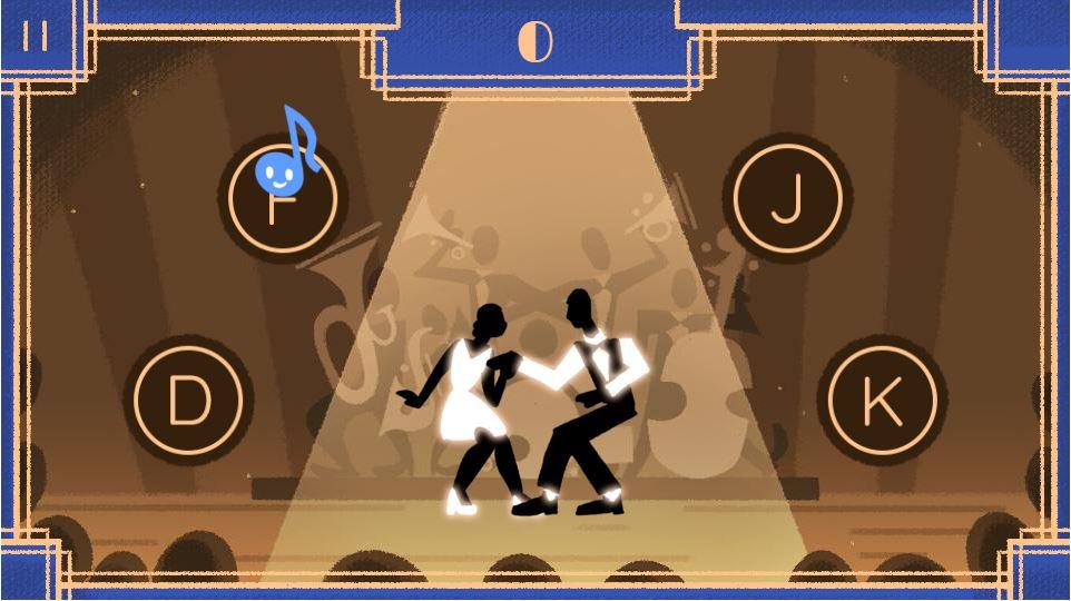 Il doodle di Google sul Savoy Ballroom, luogo iconico di integrazione