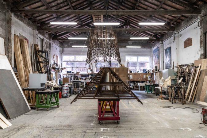 Education Stations Cantiere Fenice- Padiglione Venezia Biennale Architettura