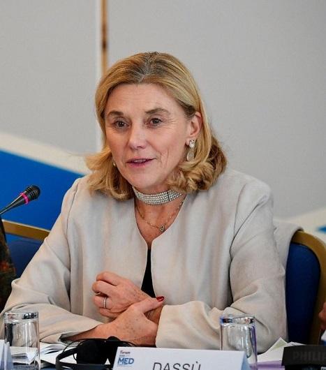 Elisabetta Belloni, la prima donna a capo del Dis