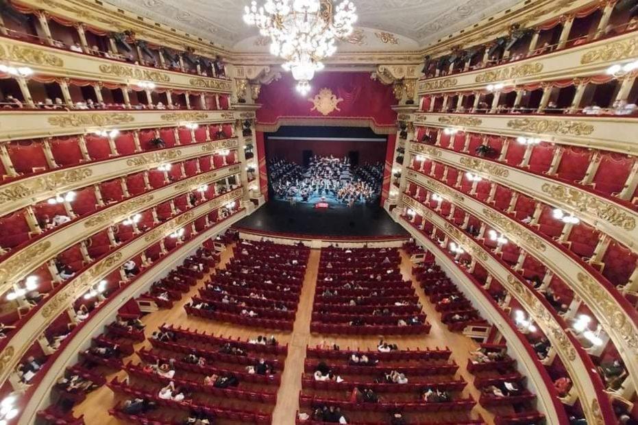 Teatro La Scala riapertura