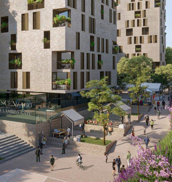 Milano sceglie il suo progetto  per Crescenzago. Verso il 2030