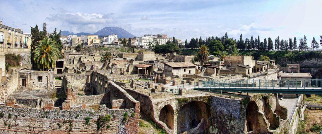 Napoli: una nuova campagna di scavi a Ercolano