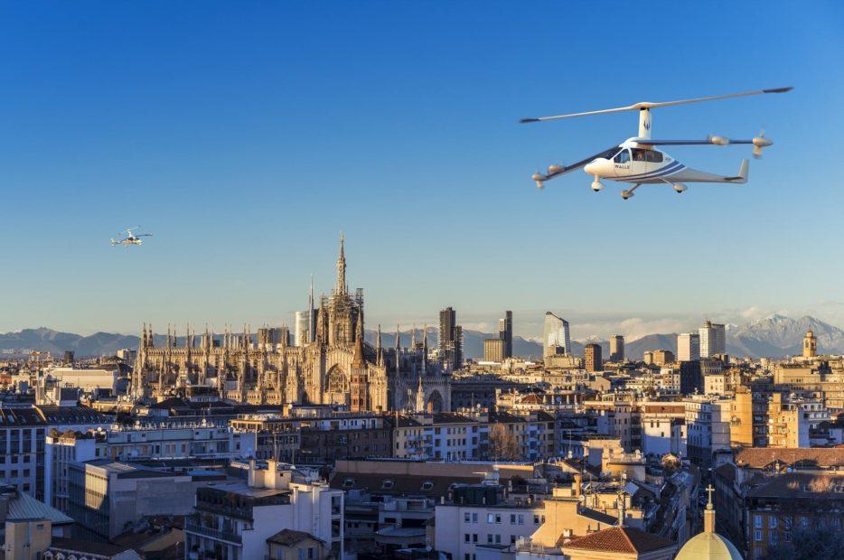 Smart mobility: taxi volanti per il futuro delle città?