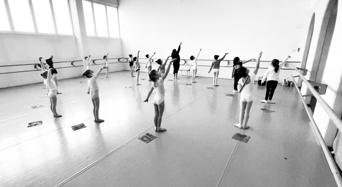 Il linguaggio universale dei corpi in un progetto di danza inclusiva