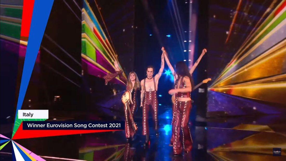 Sarà Torino a ospitare Eurovision Song Contest 2022