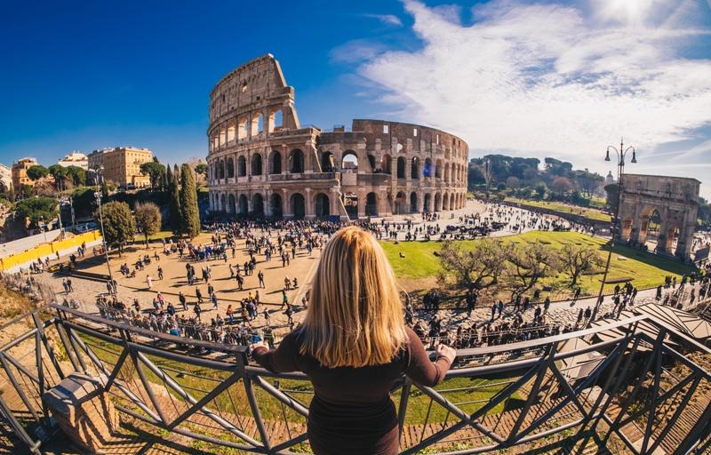 Il Colosseo avrà una nuova arena tech