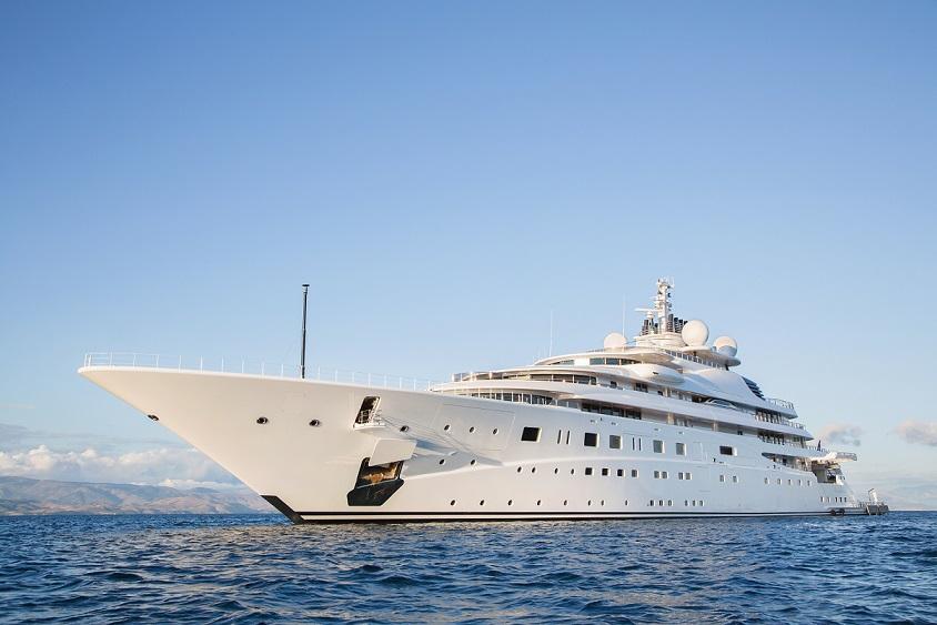 industria del mare yacht