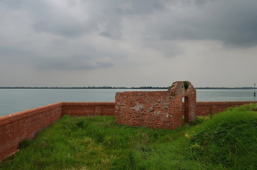 San Giacomo in Paludo isola di Venezia