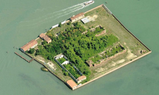 Venezia: l'isola di San Giacomo in Paludo pronta al riscatto