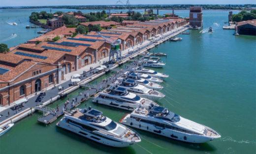 Salone nautico di Venezia: tutto pronto per il via del 29 maggio