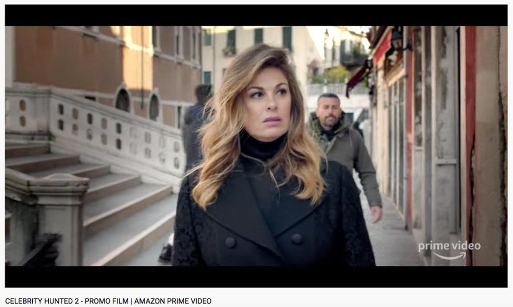 """""""Celebrity Hunted 2"""": star italiane in fuga da Venezia"""