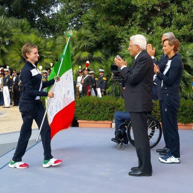 Bebe Vio e Federico Morlacchi saranno i portabandiera alle paralimpiadi di Tokyo