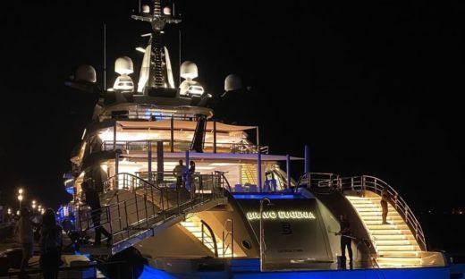 Tornano i mega-yacht: Venezia e Genova mete gettonate
