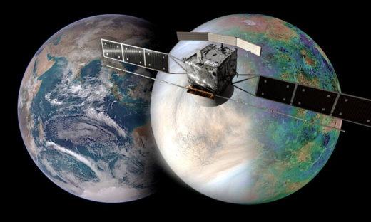 I giorni di Venere: due sonde raggiungono il pianeta