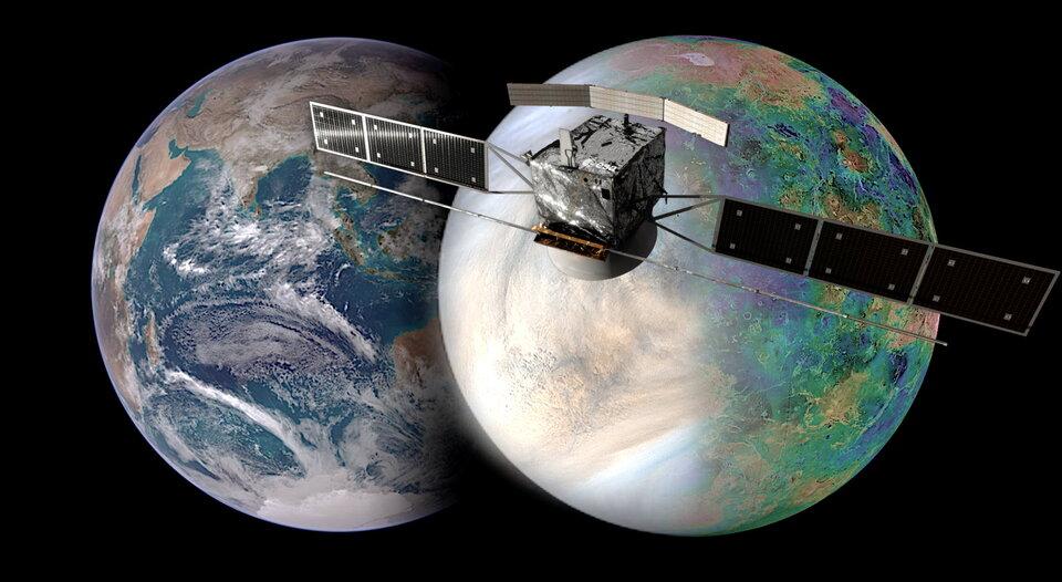 Spazio, l'Europa annuncia una nuova missione per studiare Venere