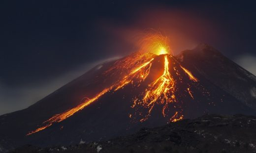 Stromboli ed Etna: un mix vulcanico
