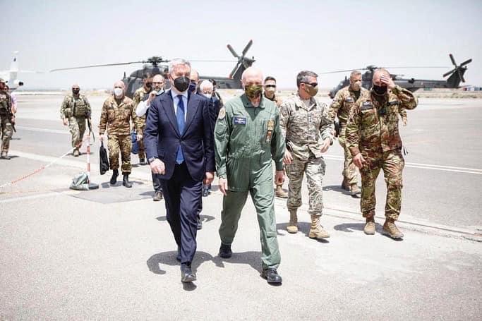L'Italia ritira le truppe dall'Afghanistan