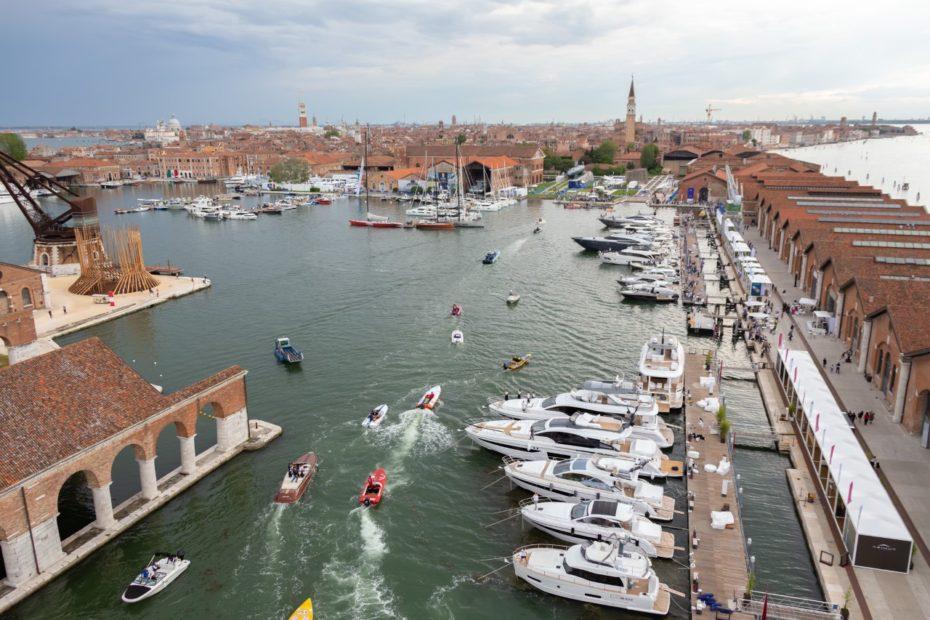 Il Salone Nautico di Venezia chiude con oltre 30 mila visitatori