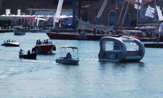 Linea Blu punta le telecamere sul futuro di Venezia